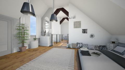 Morning - Modern - Bedroom  - by Sali15