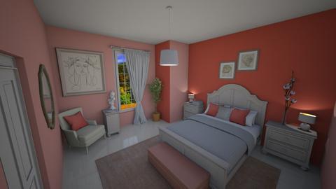 280 - Bedroom - by Sophia Giann