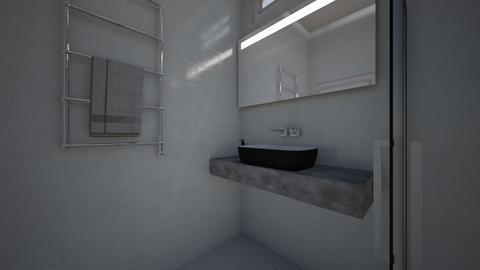 iii - Bathroom  - by Architectdreams