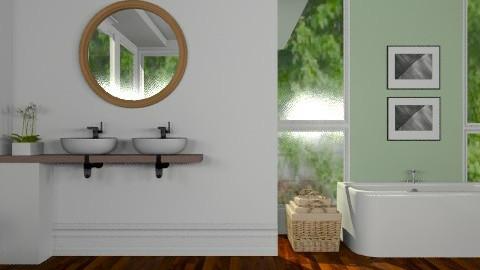 Organic Shampoo - Modern - Bathroom  - by Carliam
