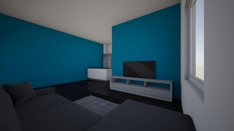 Prova1 - Living room  - by LorenzoCalleri