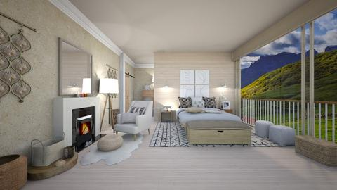 Ceci - Bedroom  - by Ferplace