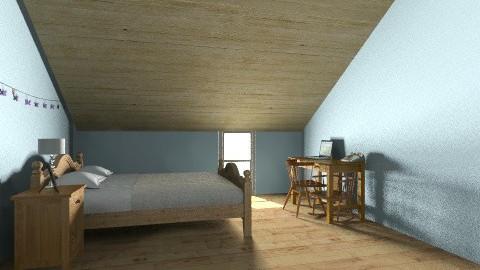 bella swans room  - Rustic - Bedroom  - by katie2007