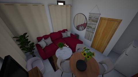 Deco6 - Living room  - by LeandroValdez