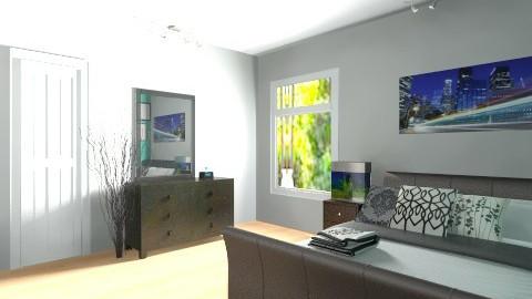 My room remodel  - Modern - Bedroom - by Kelbyn
