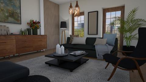 Conran ft Habitat - Living room  - by Tuija