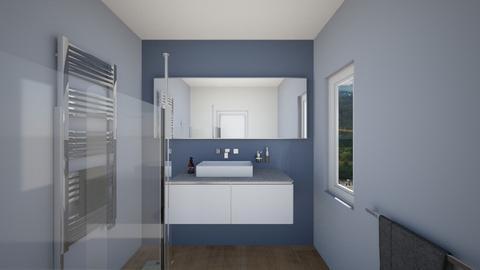 Cologno nostro bagno - Bathroom - by natanibelung