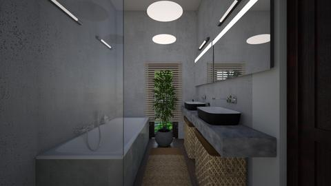 Main bathroom - Bathroom  - by lovasemoke