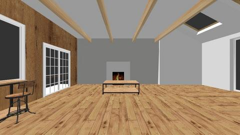 competition - Living room  - by tessmcquillan