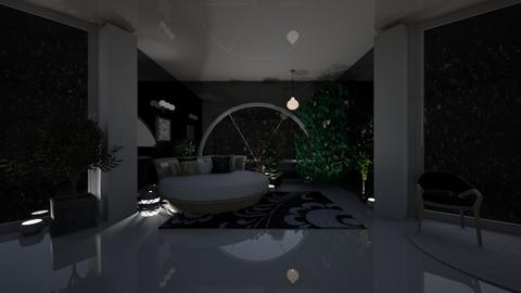 Night Sky  - Modern - Bedroom  - by Hazelnuts10000