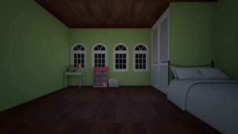 small cottage_childrens - Bedroom  - by onionade1