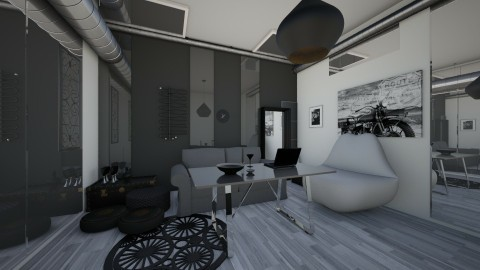 idontlikecolors - Vintage - Living room  - by linnda123222
