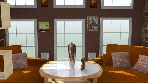 vero ikkis - Minimal - Living room  - by SariJo