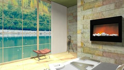 bedroom modern - Modern - Bathroom - by Patricia Mari Rosario