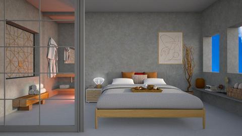 Nordeste Flat - Bedroom  - by diegobbf