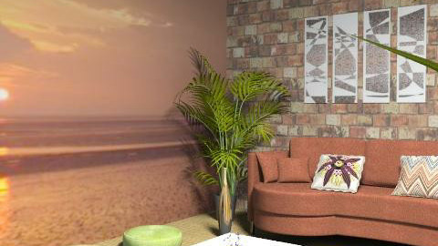 beach house - Country - Living room  - by leendave