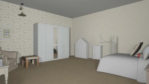 arvici  - Vintage - Bedroom  - by meidadunashvili