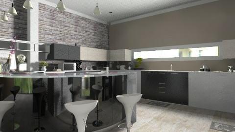 Kitchen 066 - Classic - Kitchen  - by Bandara Beliketimulla