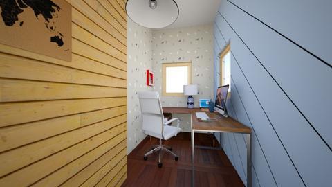 office - Office  - by szczeniaczek