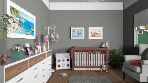 ok. - Kids room  - by ok sosa