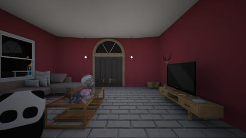 hf - Modern - Bedroom  - by waad3333