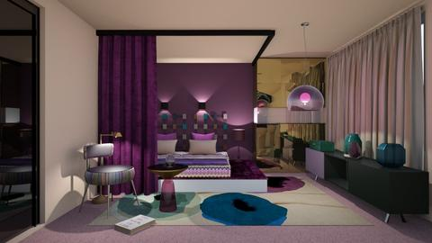 Chic - Bedroom  - by chania