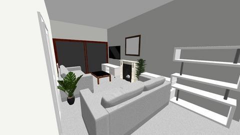 living rom - Modern - Living room - by MasterTom1079 TTV