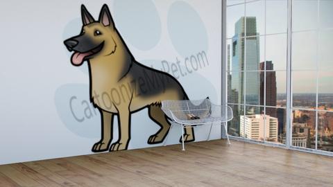 uniquecorn dog room - Modern - by matildabeast