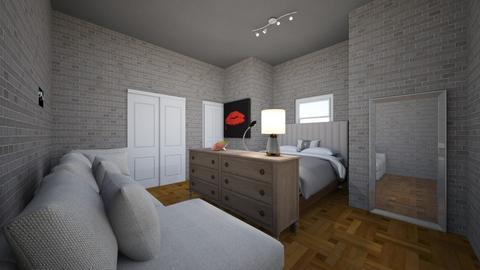 bedroom - Bedroom  - by zottekokodesigner