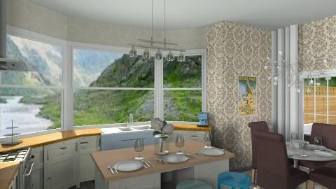 Kitchen - Kitchen  - by skiiergirl315