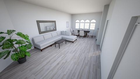 test Mirela - Living room  - by Mirelle9876