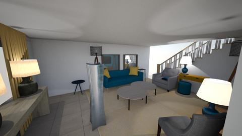 living room window - Living room  - by jdork1080