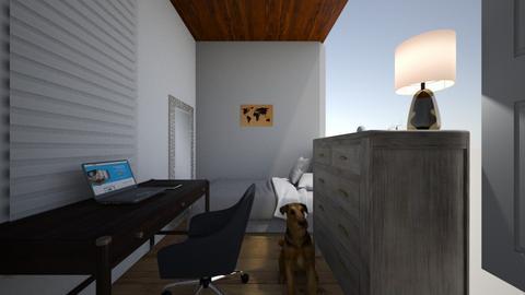 mi futuro cuarto - Classic - Bedroom  - by momonchina07