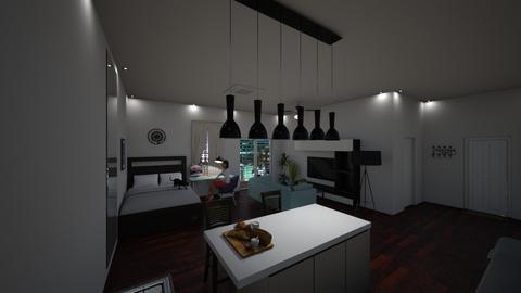 Studio Type apartment - by Iiiso