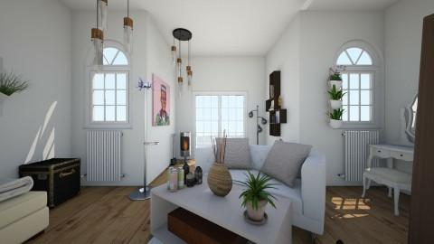 Bedroom - Bedroom - by Nati Lovi