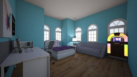 Jasmine - Bedroom - by Beamer0123