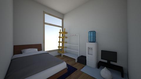 Bedroom - by raihanahayuu