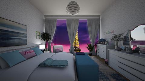 Dreams Contest - Modern - Bedroom  - by Irishrose58