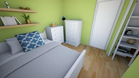 Little Bedroom - Modern - Kids room - by moonkai