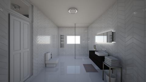 draft bathrrom - Bathroom - by AmberMcivor
