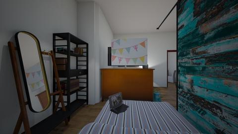 My apartment - by GeekyGirl