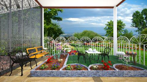 Garden - Classic - Garden  - by Laurika