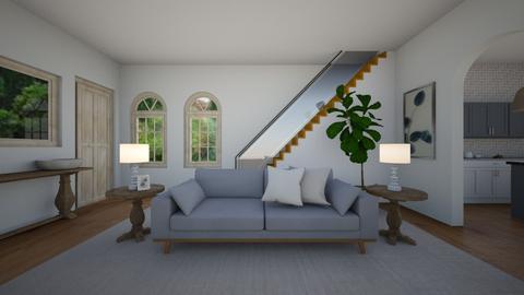 Wood Living Room - by BaylorBear