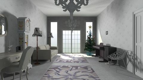 living rooooom - Country - Living room - by ali shayesteh