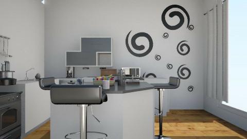 wfghjkl - Classic - Kitchen  - by marvelentza