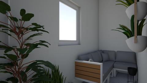balkony - Classic - Garden  - by idace