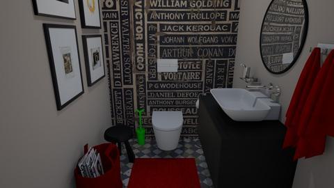 Toilet - Bedroom  - by Thrud45
