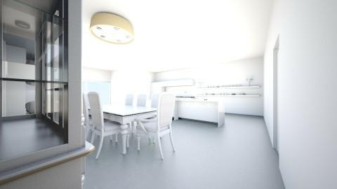 My perfect kitchen - Modern - Kitchen - by Yimika Adebayo