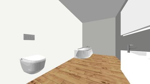 My ideal bedroom - Modern - Bedroom  - by DanielDesign006