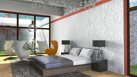 M. Bedroom - Modern - Bedroom  - by 3rdfloor